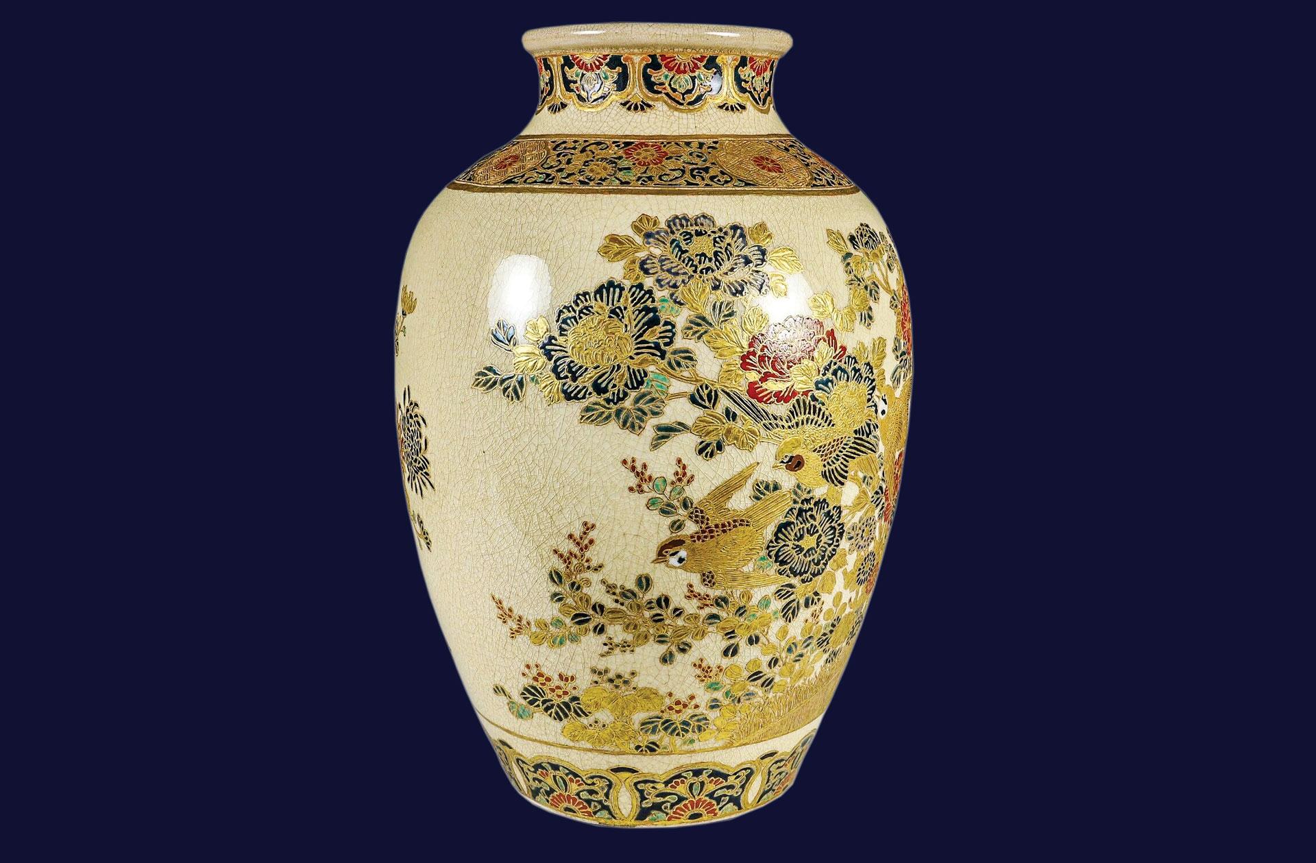 Nghệ nhân xứ Phù Tang qua gốm cổ  ảnh 9
