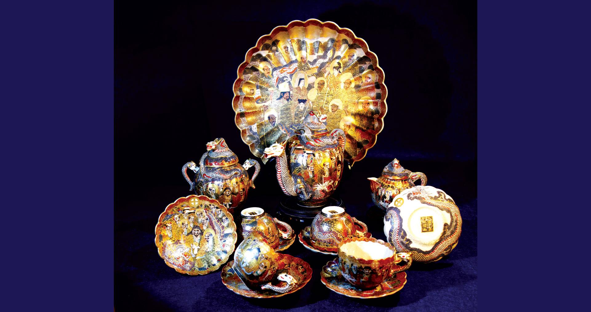 Gặp gỡ nhóm sưu tập gốm cổ Nhật ảnh 3