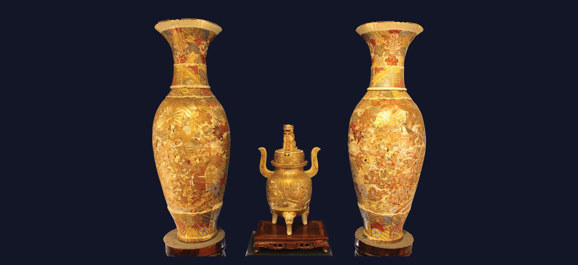 Gặp gỡ nhóm sưu tập gốm cổ Nhật ảnh 4