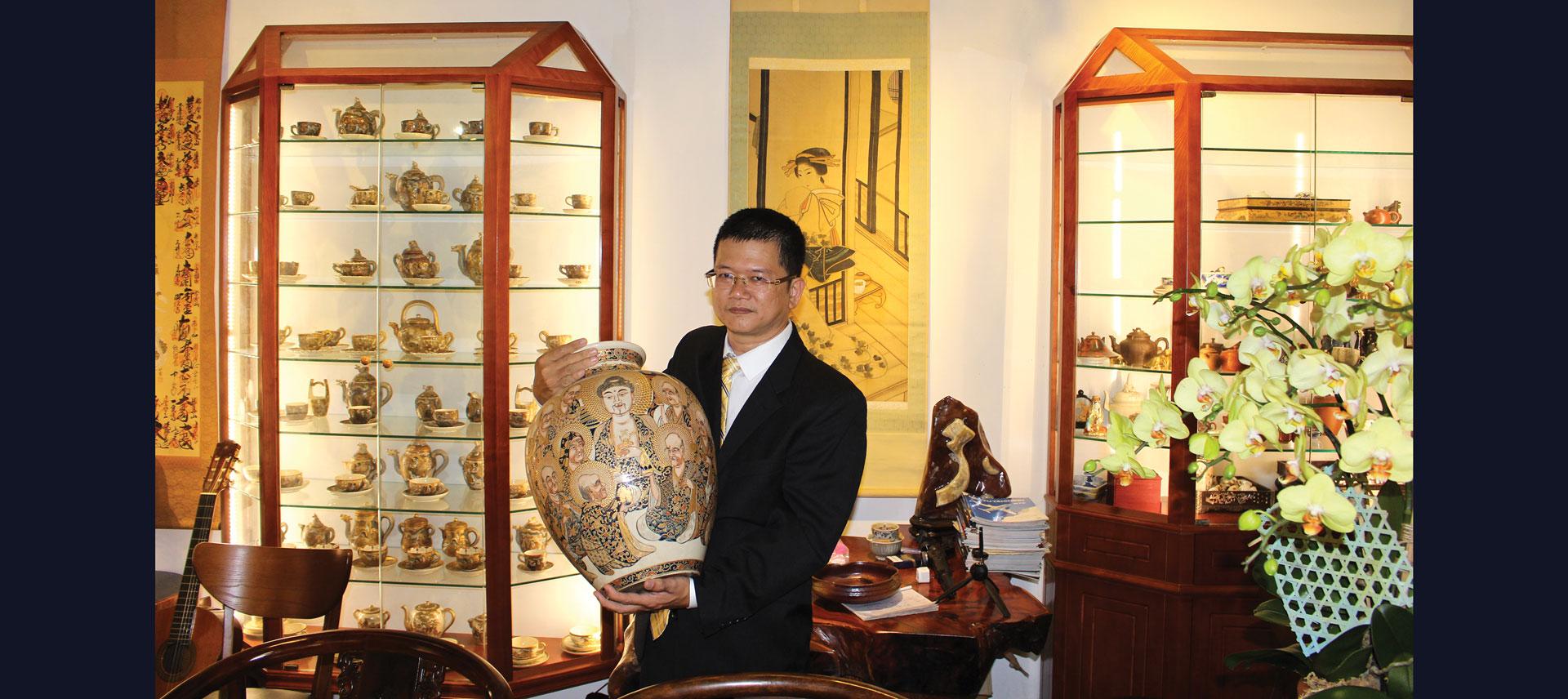 Gặp gỡ nhóm sưu tập gốm cổ Nhật ảnh 2
