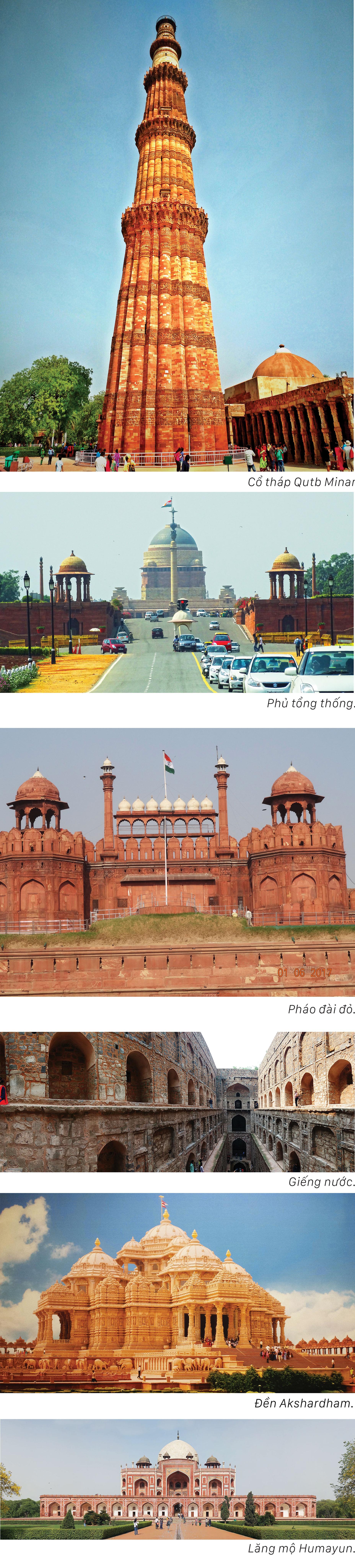 DELHI - Thành phố  có nền  văn minh  lâu đời nhất ảnh 1