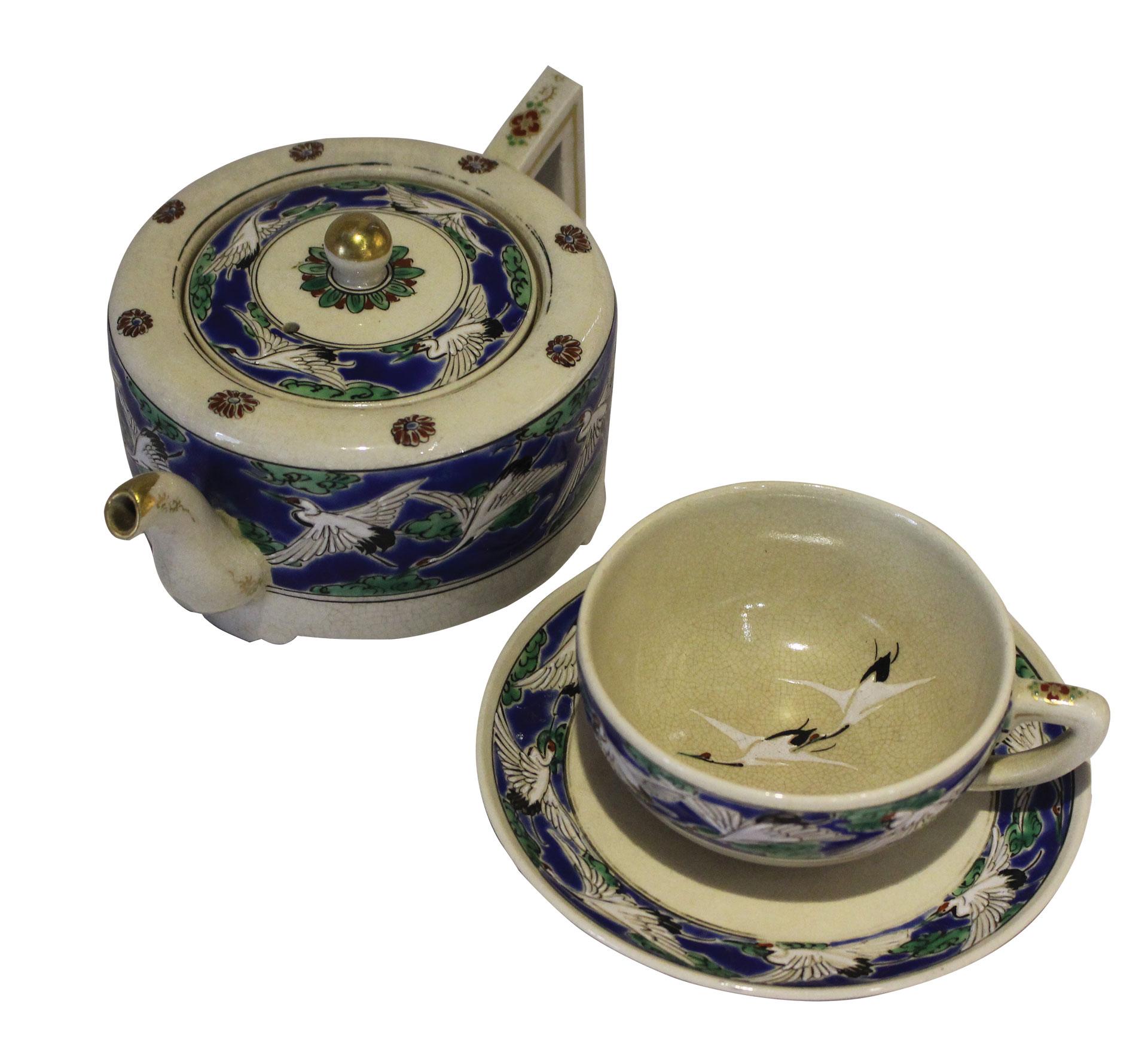 Những set trà chiều độc hiếm ảnh 2