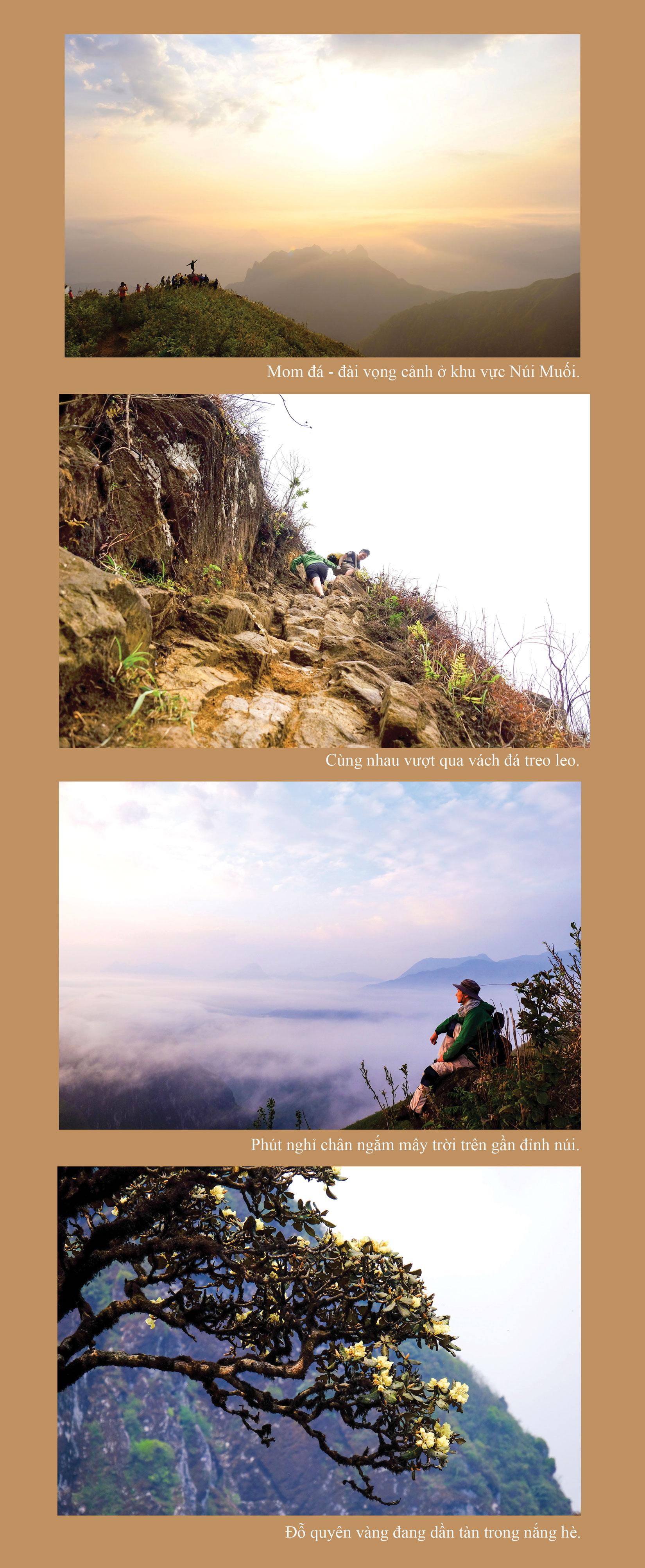 Chinh phục  đỉnh Ky Quan San ảnh 1