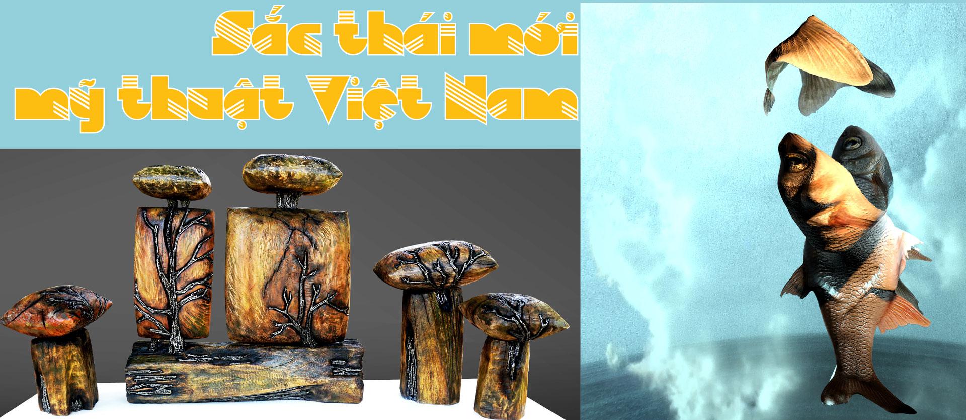 Sắc thái mới mỹ thuật Việt Nam