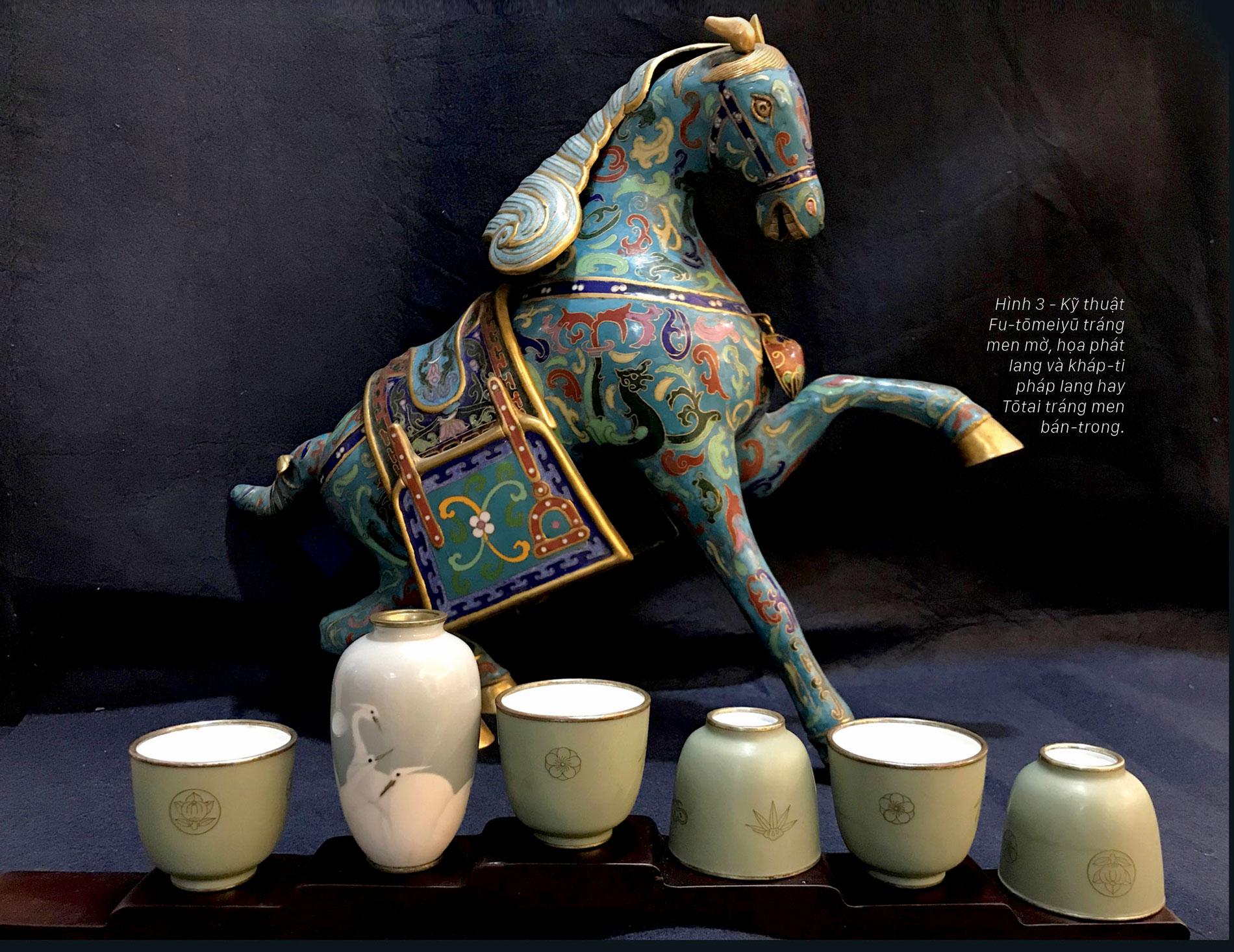 Shipō Yaki - Nghệ thuật pháp lang hoàn mỹ Nhật Bản ảnh 3