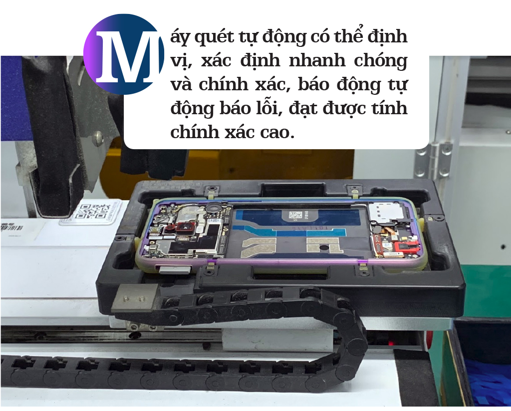 Có gì bên trong nhà máy sản xuất smartphone của OPPO? ảnh 6