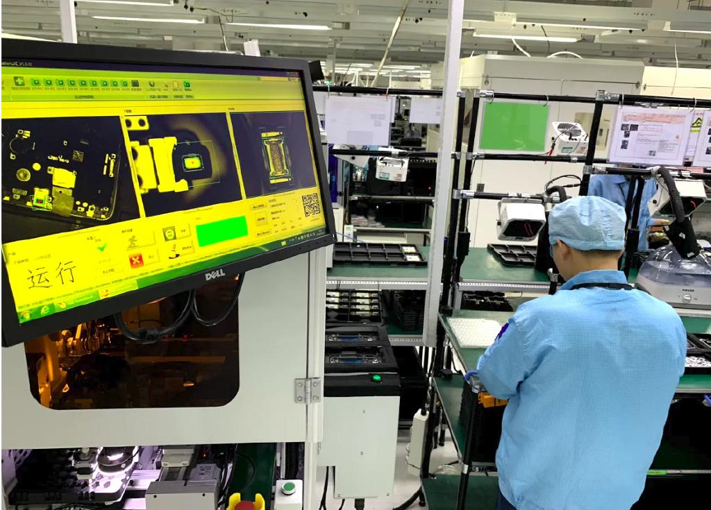 Có gì bên trong nhà máy sản xuất smartphone của OPPO? ảnh 7