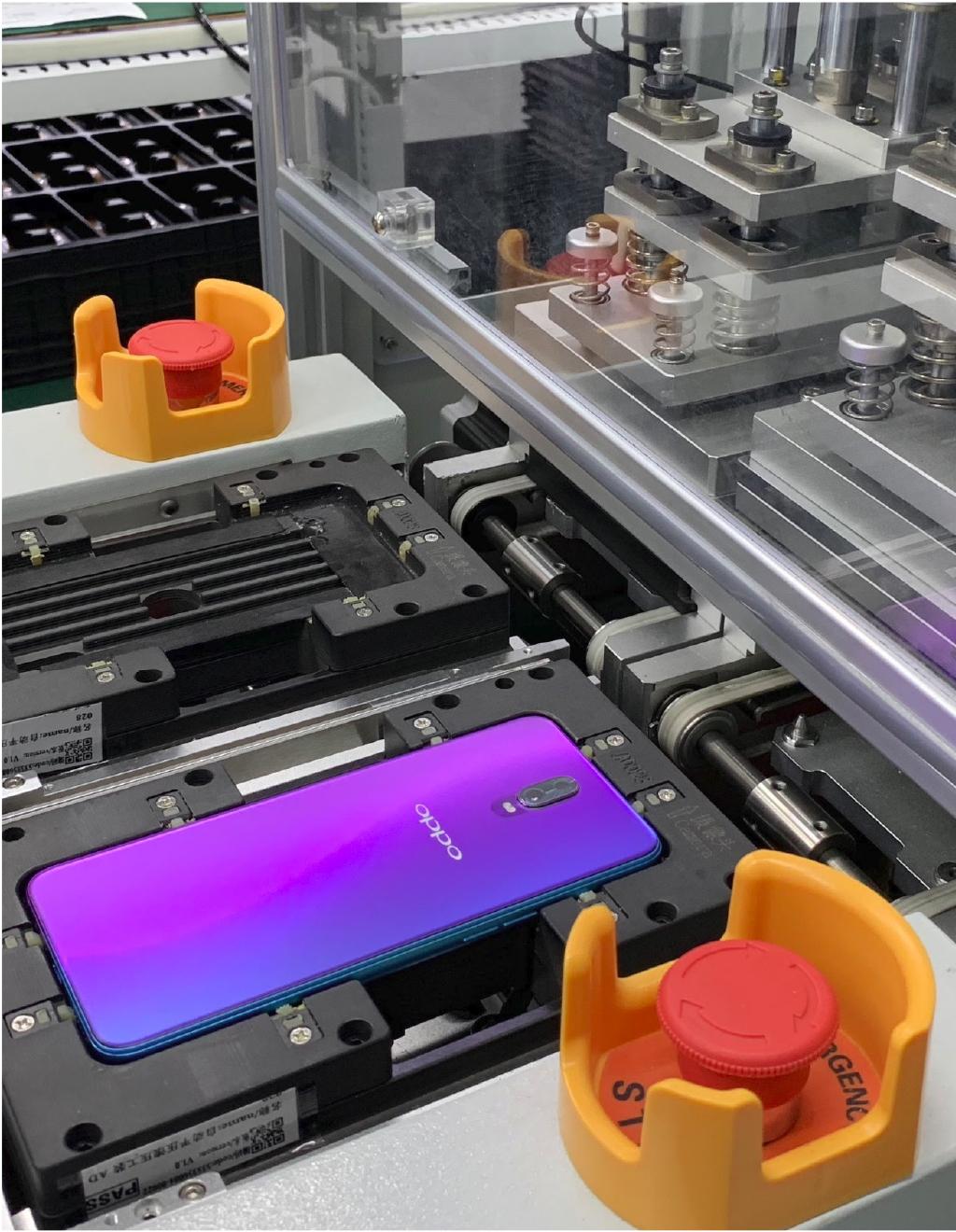 Có gì bên trong nhà máy sản xuất smartphone của OPPO? ảnh 8
