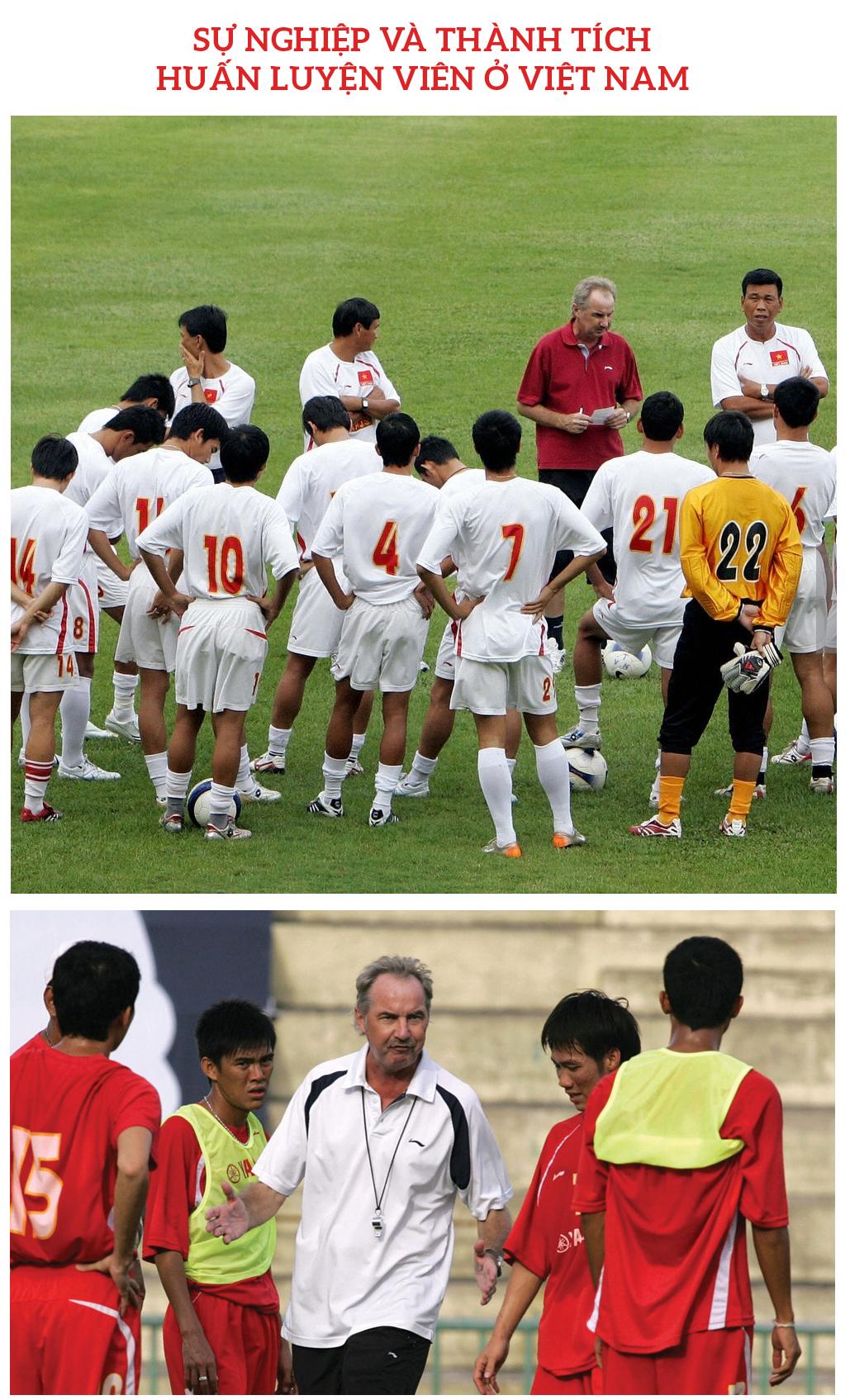 Hành trình 9 năm của ông Alfred Riedl với bóng đá Việt Nam ảnh 3