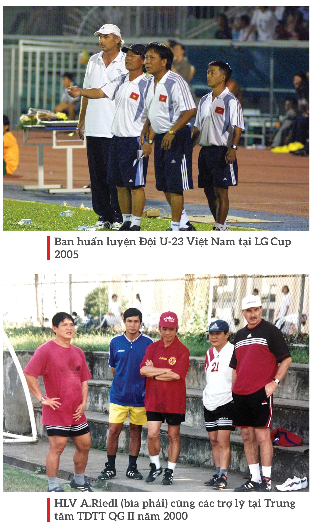 Hành trình 9 năm của ông Alfred Riedl với bóng đá Việt Nam ảnh 7