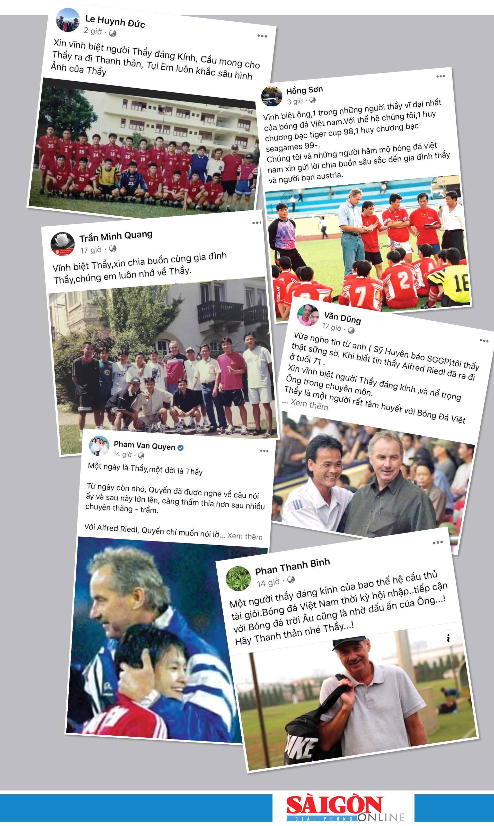 Hành trình 9 năm của ông Alfred Riedl với bóng đá Việt Nam ảnh 10