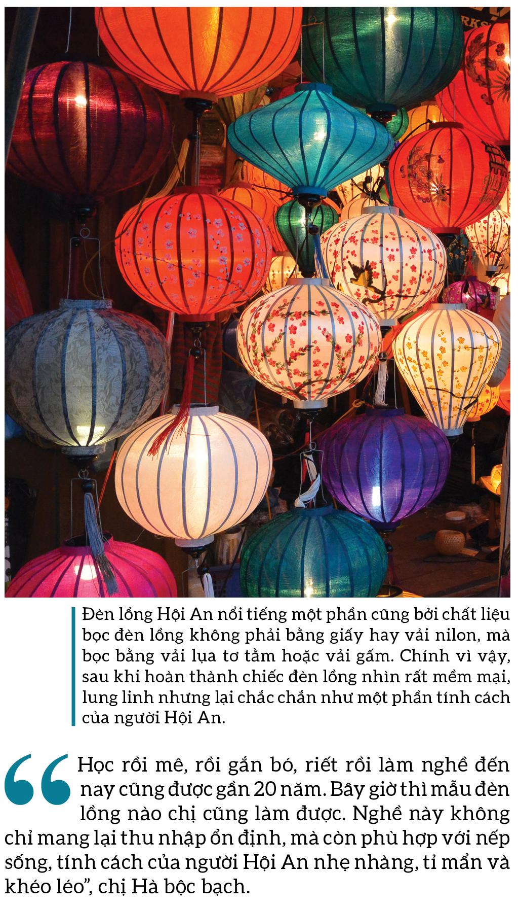 Nghề làm đèn lồng mùa Trung thu tại Hội An ảnh 10