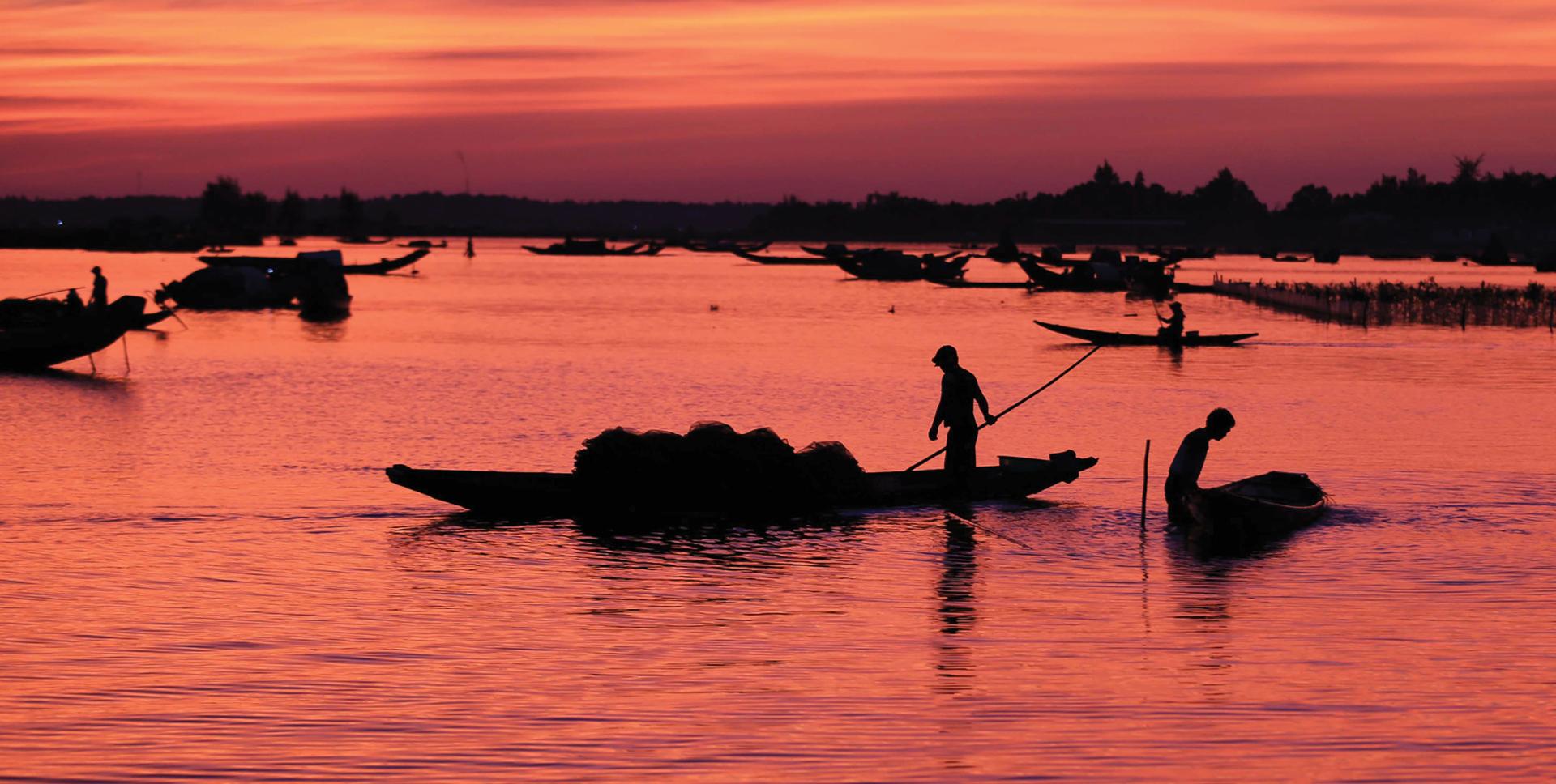 Bình yên sông nước phá Tam Giang ảnh 2