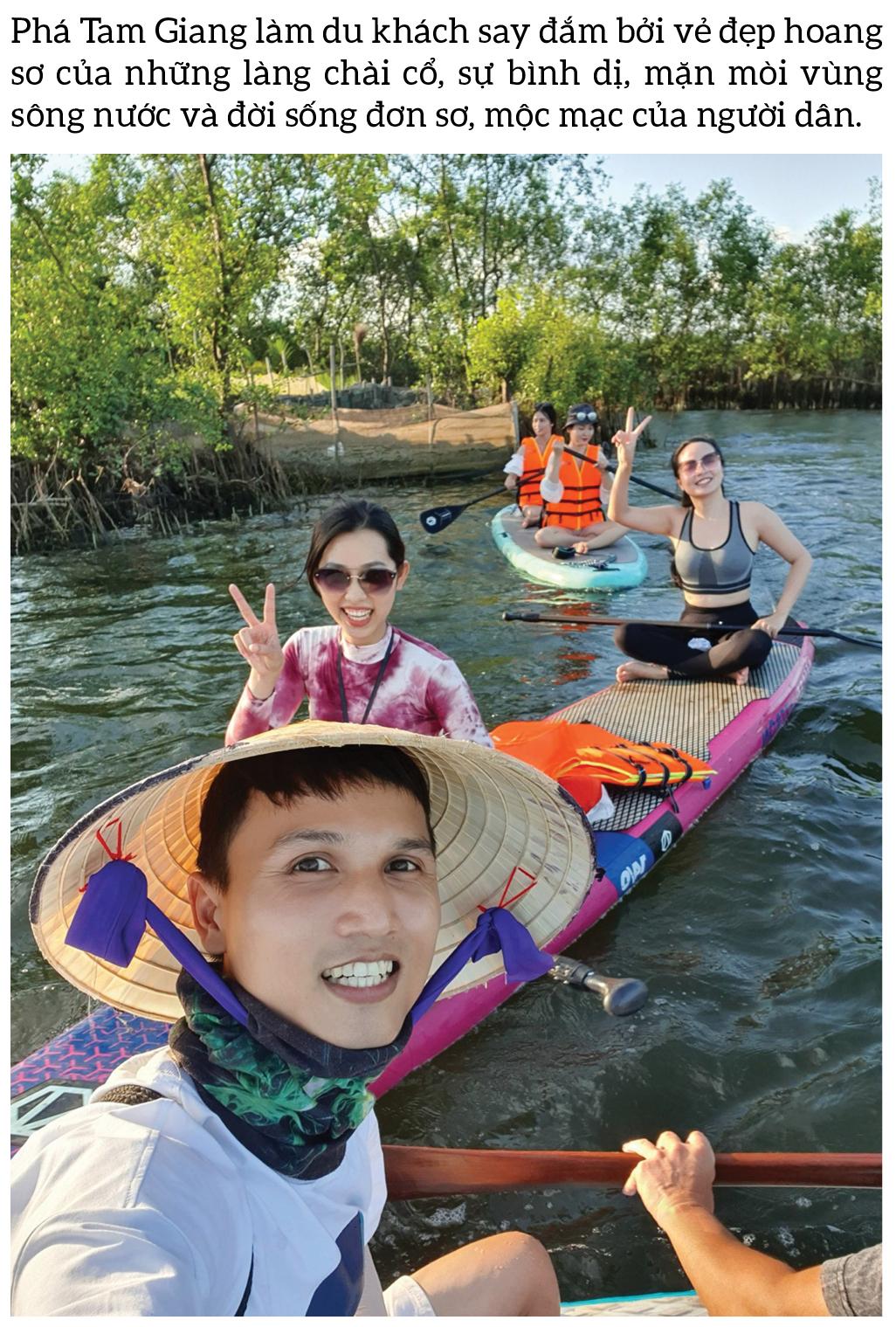Bình yên sông nước phá Tam Giang ảnh 3