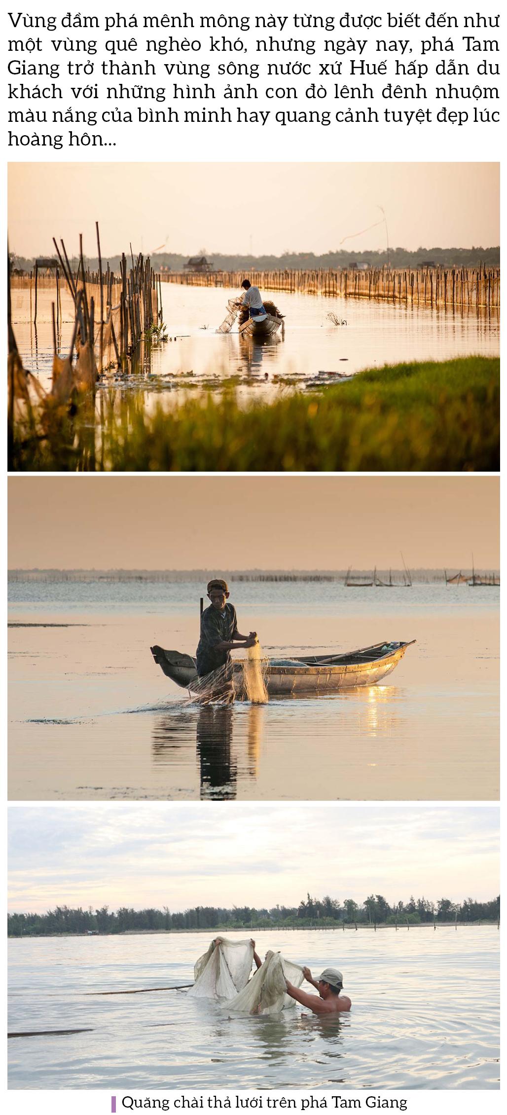 Bình yên sông nước phá Tam Giang ảnh 9