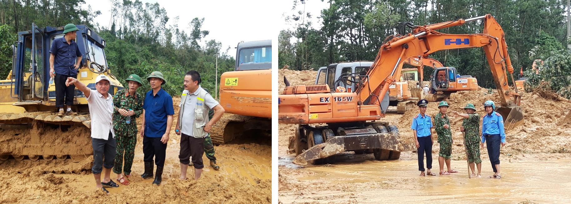 Toàn cảnh cuộc vượt rừng tìm kiếm, cứu nạn người mất tích ở Rào Trăng 3 ảnh 19
