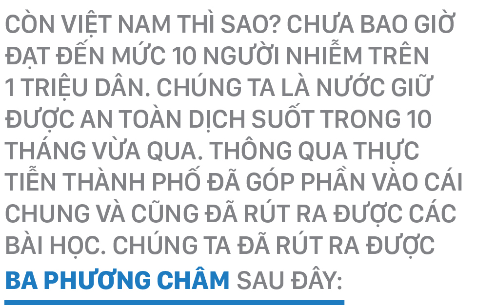 Bài phát biểu của đồng chí Nguyễn Thiện Nhân, Ủy viên Bộ Chính trị tại Kỳ họp thứ 23 HĐND TPHCM khóa IX ảnh 12