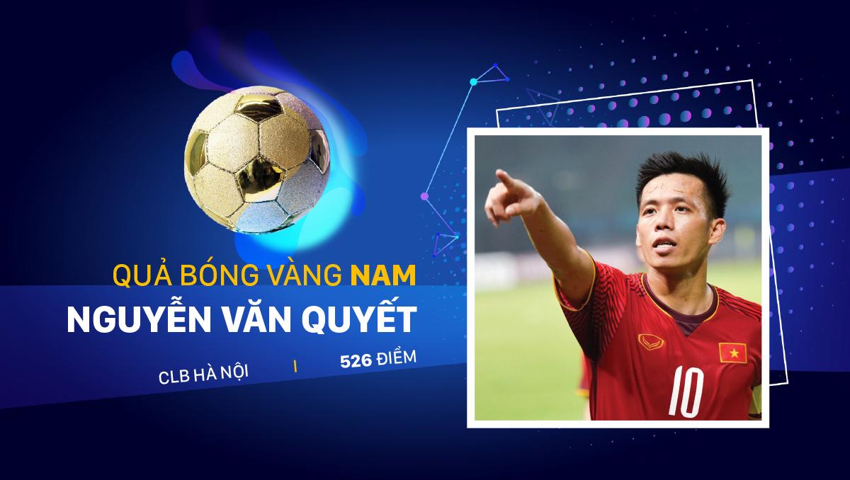 Kết quả Giải thưởng Quả bóng vàng Việt Nam 2020 ảnh 2