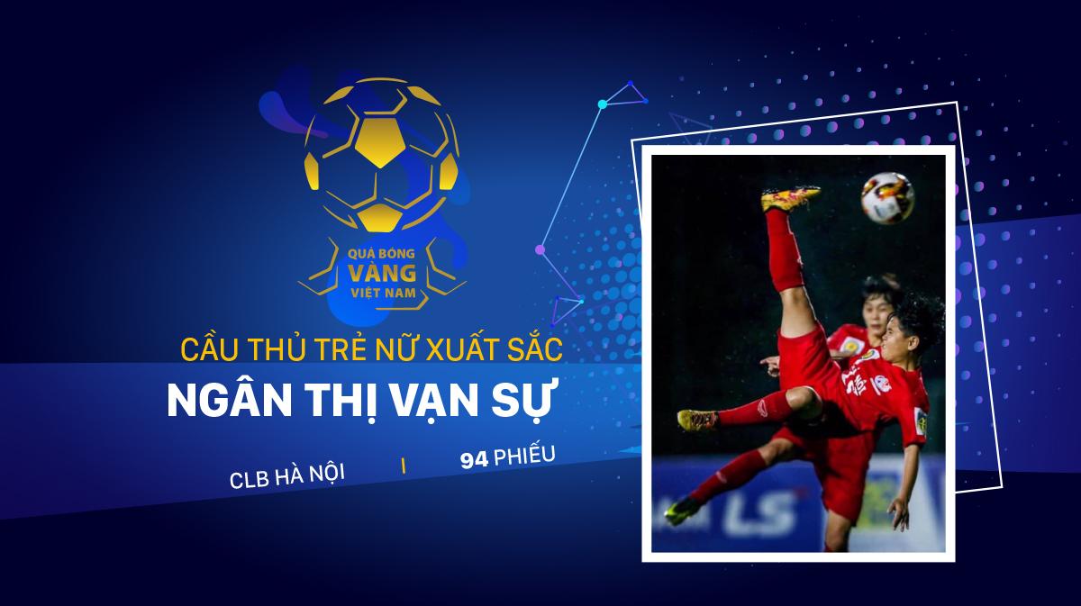 Kết quả Giải thưởng Quả bóng vàng Việt Nam 2020 ảnh 14