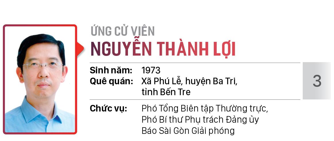 Danh sách chính thức những người ứng cử đại biểu HĐND TPHCM khóa X, nhiệm kỳ 2021 - 2026 - Đơn vị bầu cử số: 15, 16 (Quận Bình Tân) ảnh 4