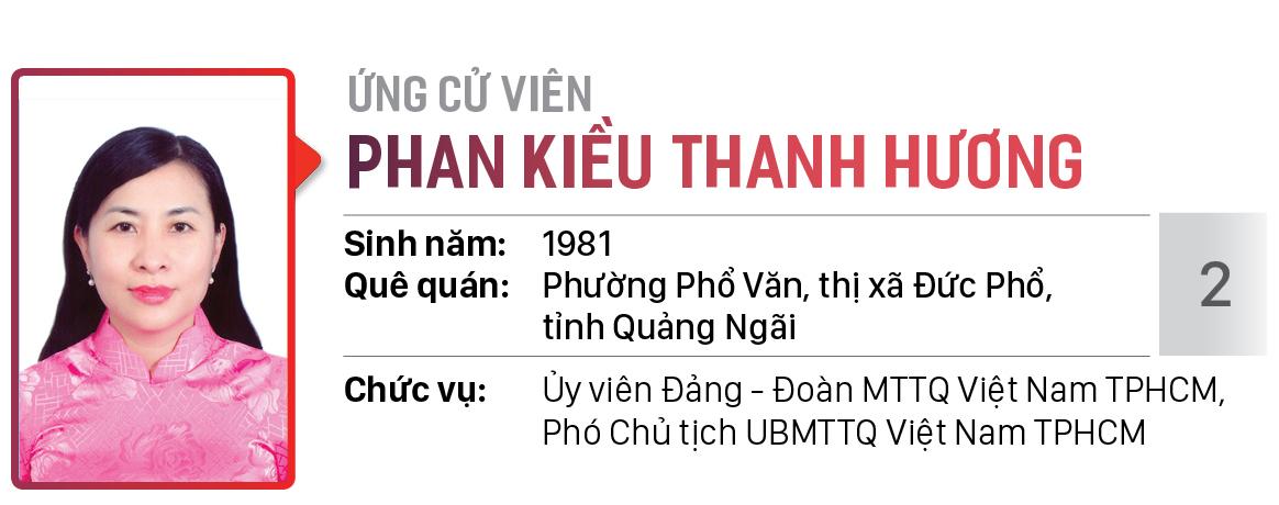 Danh sách chính thức những người ứng cử đại biểu HĐND TPHCM khóa X, nhiệm kỳ 2021 - 2026 - Đơn vị bầu cử số: 15, 16 (Quận Bình Tân) ảnh 3