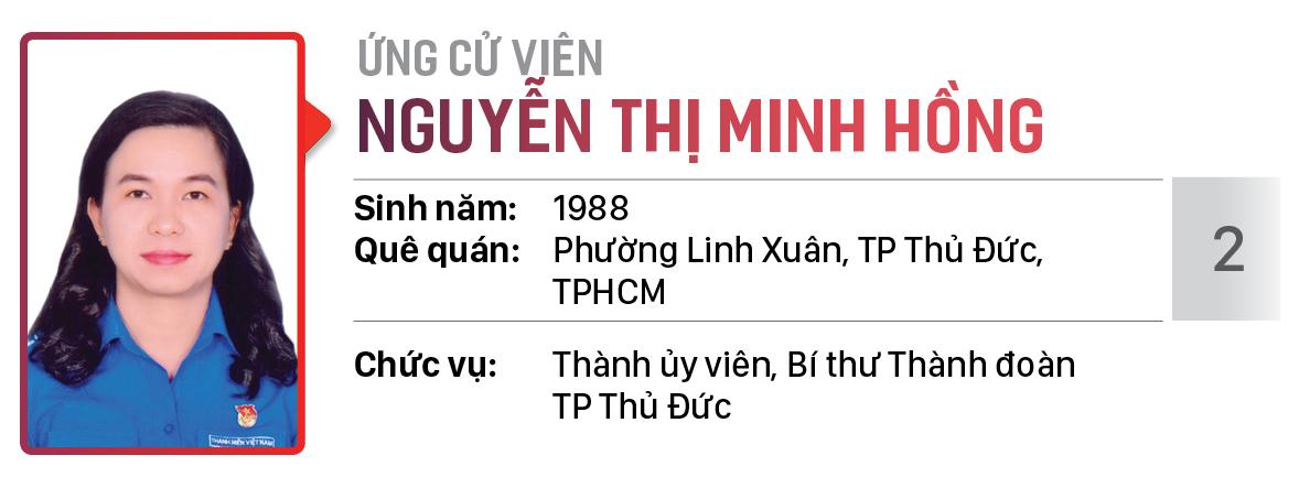 Danh sách chính thức những người ứng cử đại biểu HĐND TPHCM khóa X, nhiệm kỳ 2021 - 2026 - Đơn vị bầu cử số: 01, 02, 03 (Thành phố Thủ Đức) ảnh 9