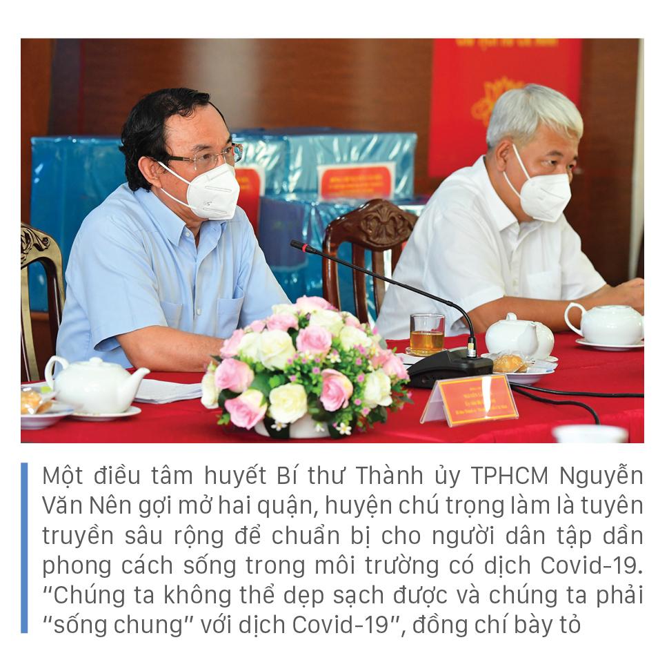 Những gợi mở của đồng chí Nguyễn Văn Nên về chiến lược sống có dịch Covid-19 ảnh 12