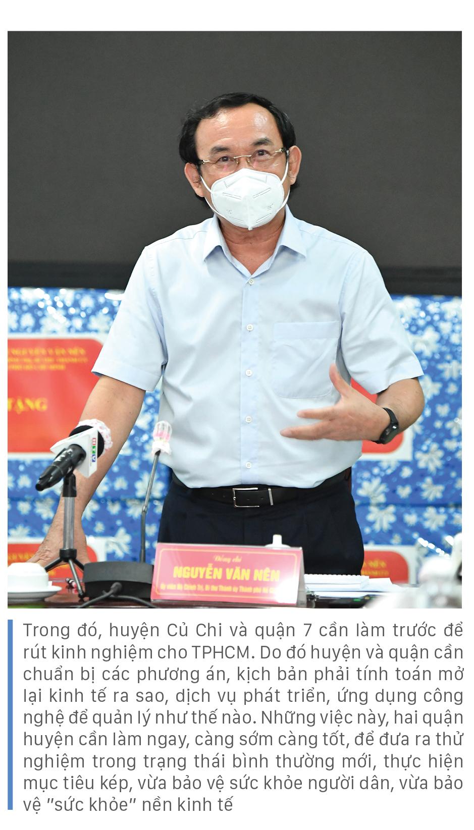 Những gợi mở của đồng chí Nguyễn Văn Nên về chiến lược sống có dịch Covid-19 ảnh 18