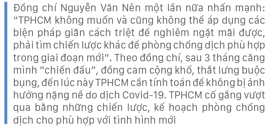 Những gợi mở của đồng chí Nguyễn Văn Nên về chiến lược sống có dịch Covid-19 ảnh 20