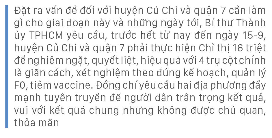 Những gợi mở của đồng chí Nguyễn Văn Nên về chiến lược sống có dịch Covid-19 ảnh 8