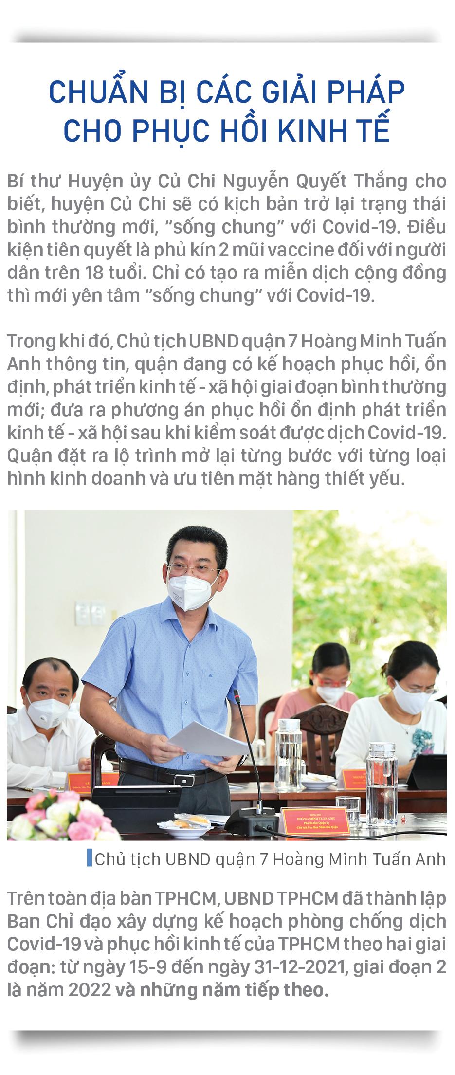 Những gợi mở của đồng chí Nguyễn Văn Nên về chiến lược sống có dịch Covid-19 ảnh 21