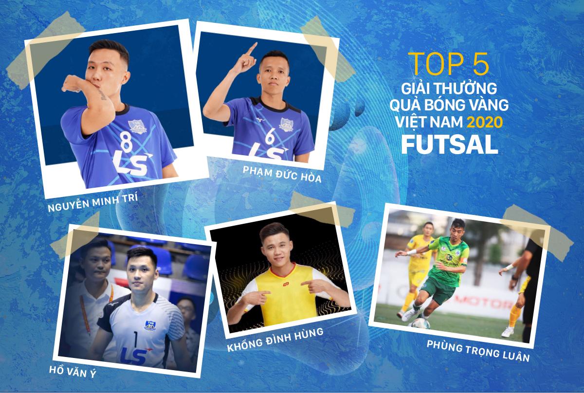 Danh sách rút gọn Giải thưởng Quả bóng vàng Việt Nam 2020 ảnh 3