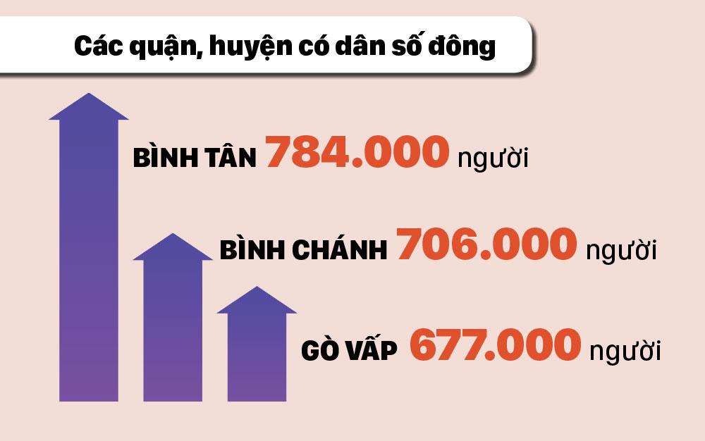 TPHCM đông dân nhất cả nước, gần 9 triệu người ảnh 2