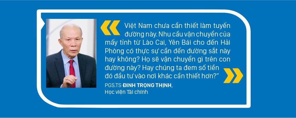 Toàn cảnh các dự án đường sắt cao tốc tại Việt Nam ảnh 4