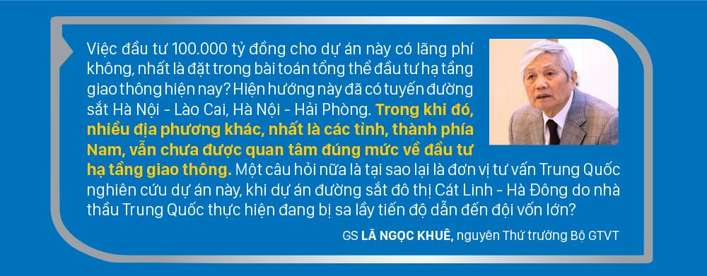 Toàn cảnh các dự án đường sắt cao tốc tại Việt Nam ảnh 6