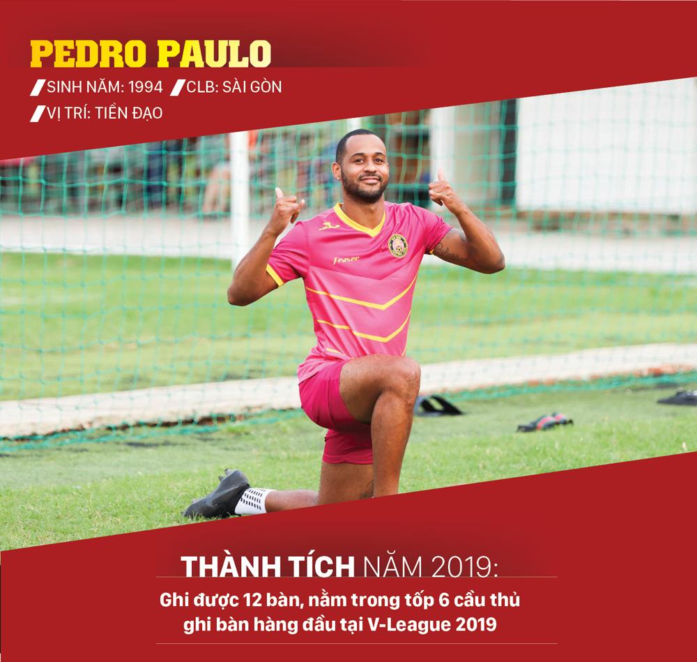 Ứng viên giải thưởng Quả bóng vàng cầu thủ nước ngoài xuất sắc 2019 ảnh 8