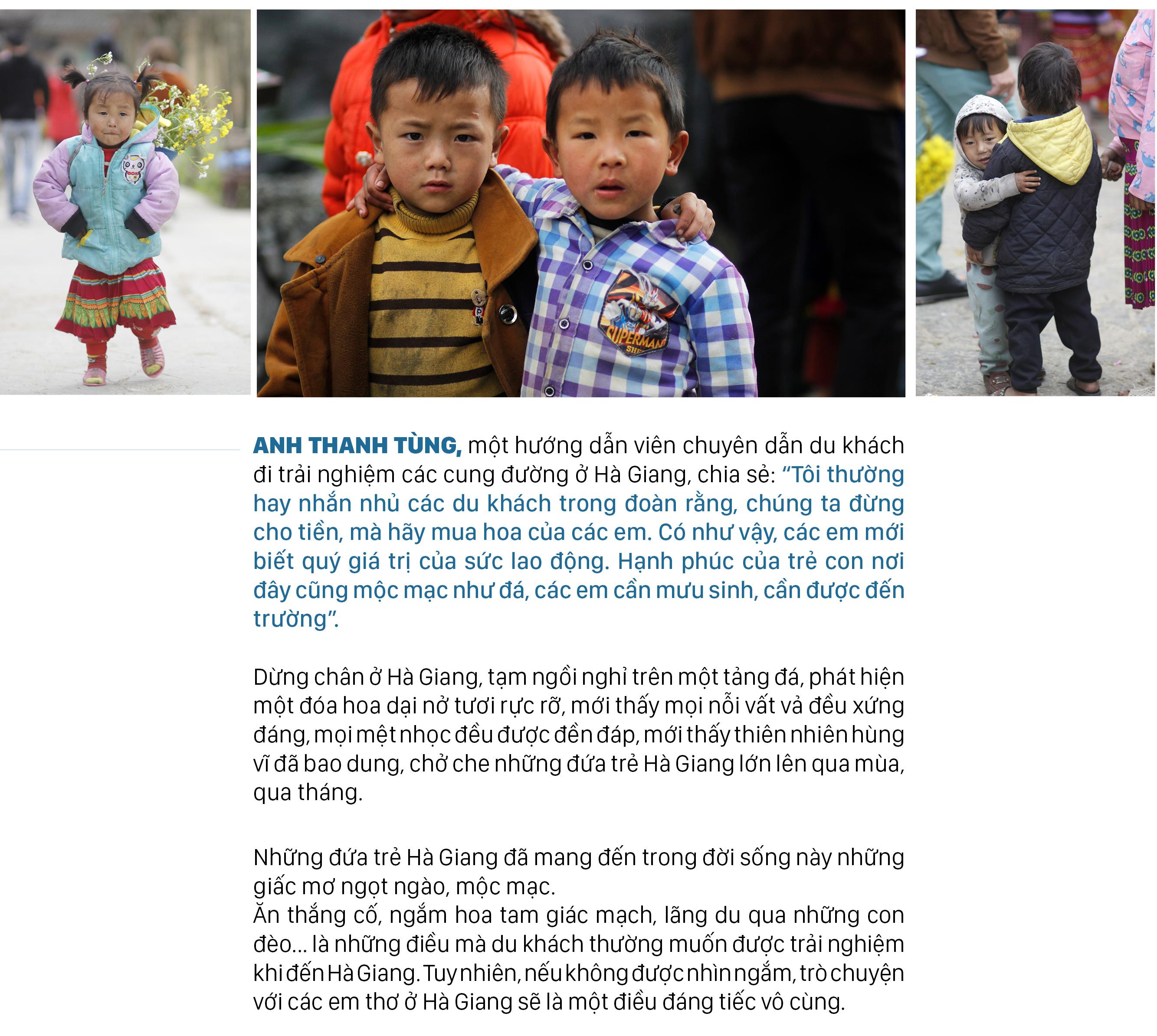 Những đứa trẻ mưu sinh giữa đại ngàn Hà Giang ảnh 14