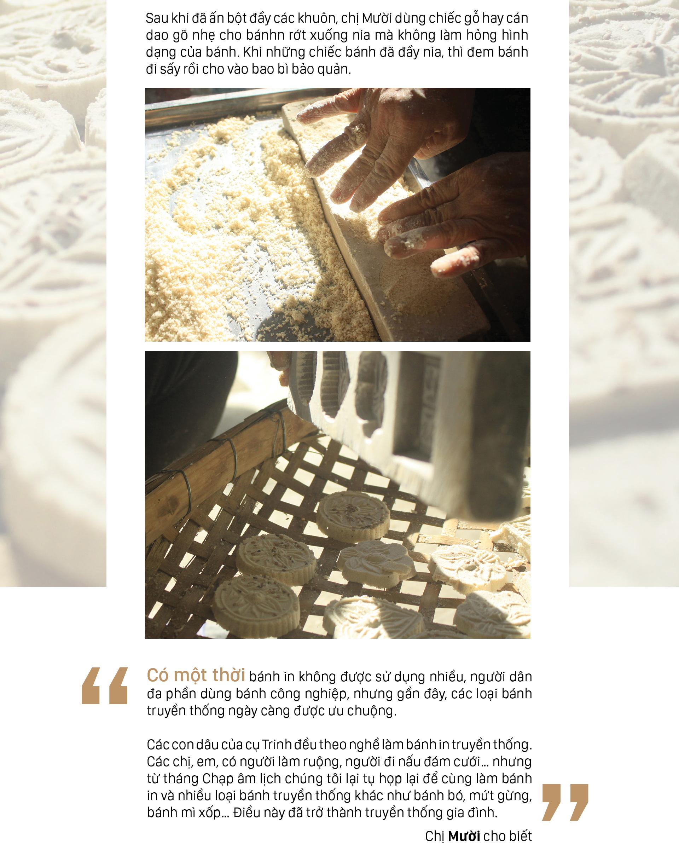 Gia đình hơn 4 đời gìn giữ nghề bánh in truyền thống ảnh 4