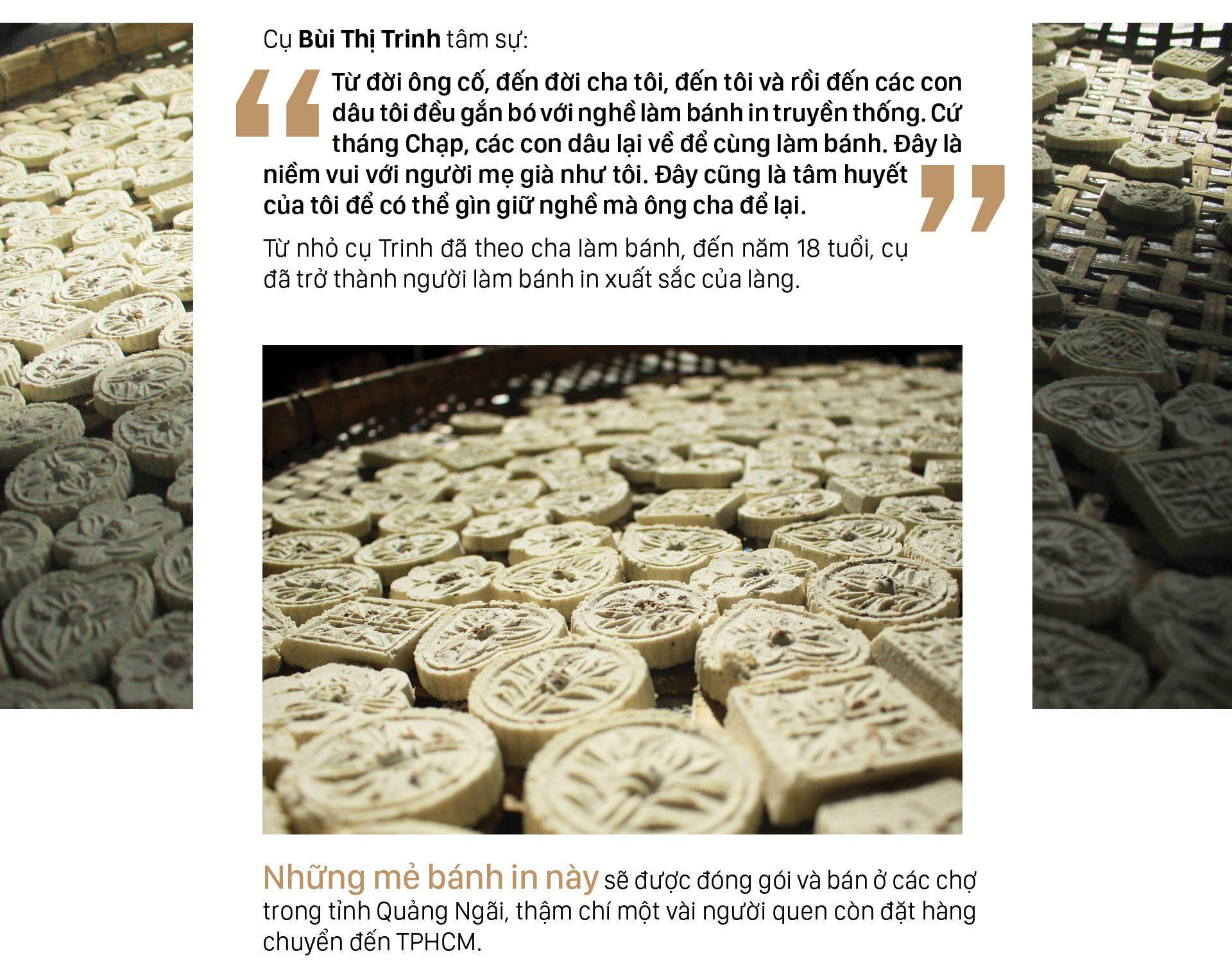 Gia đình hơn 4 đời gìn giữ nghề bánh in truyền thống ảnh 7