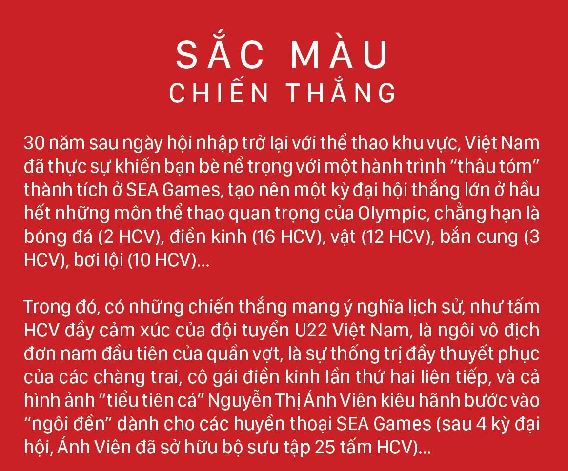 Thể thao Việt Nam - Kiêu hãnh đi về tương lai ảnh 2