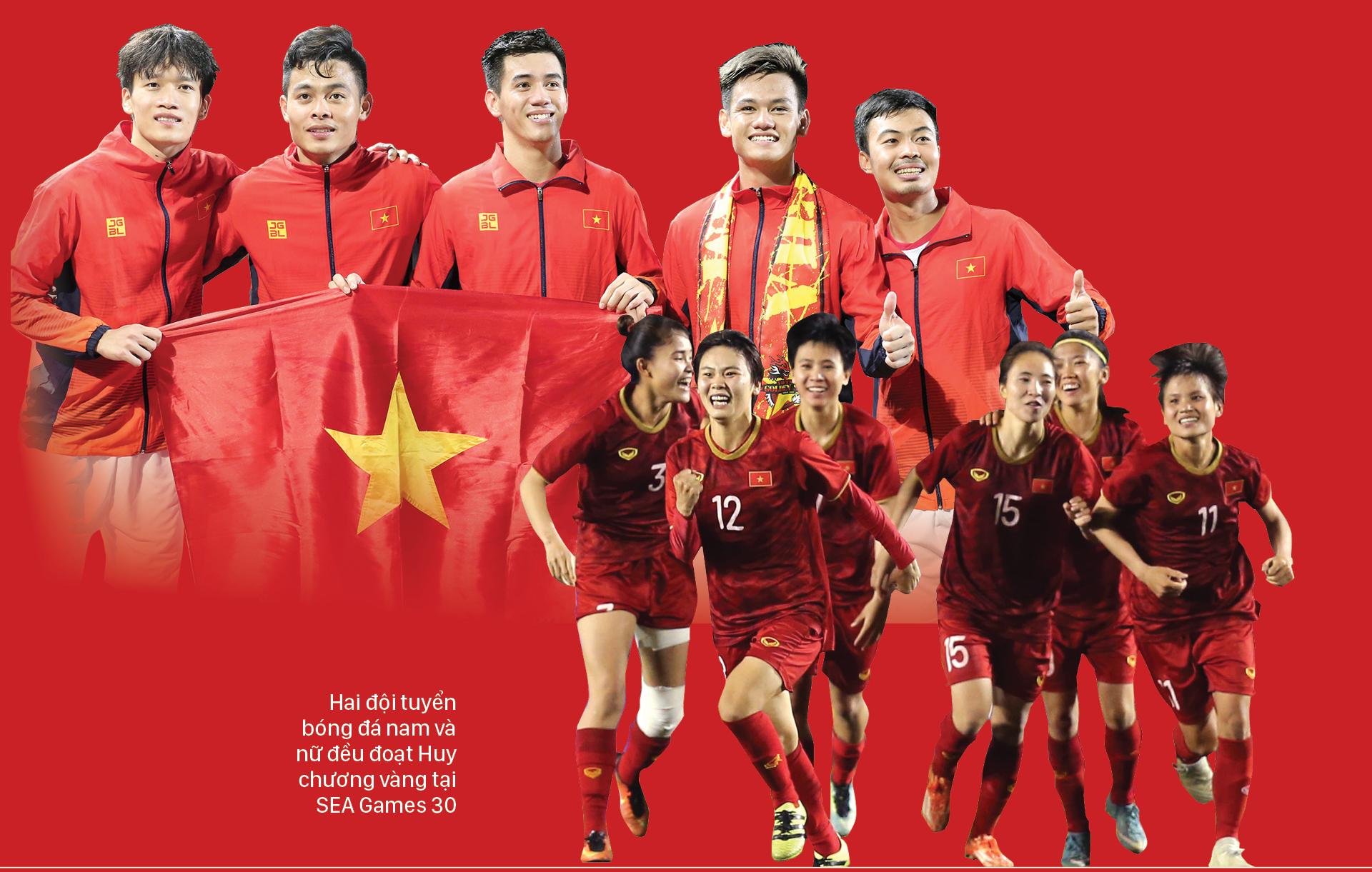 Thể thao Việt Nam - Kiêu hãnh đi về tương lai ảnh 3