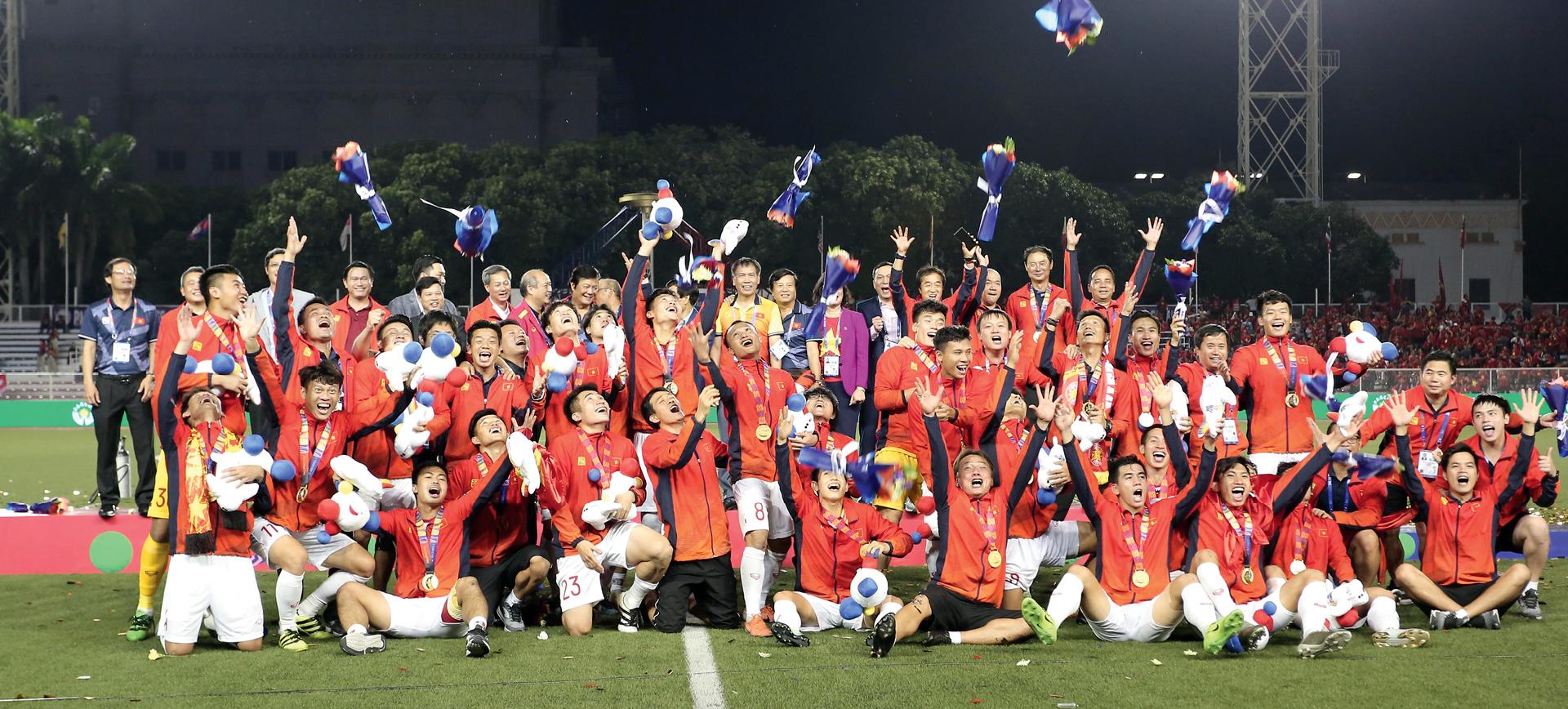 Thể thao Việt Nam - Kiêu hãnh đi về tương lai ảnh 9
