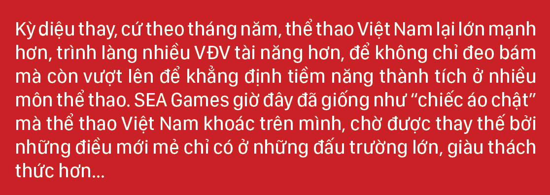 Thể thao Việt Nam - Kiêu hãnh đi về tương lai ảnh 10