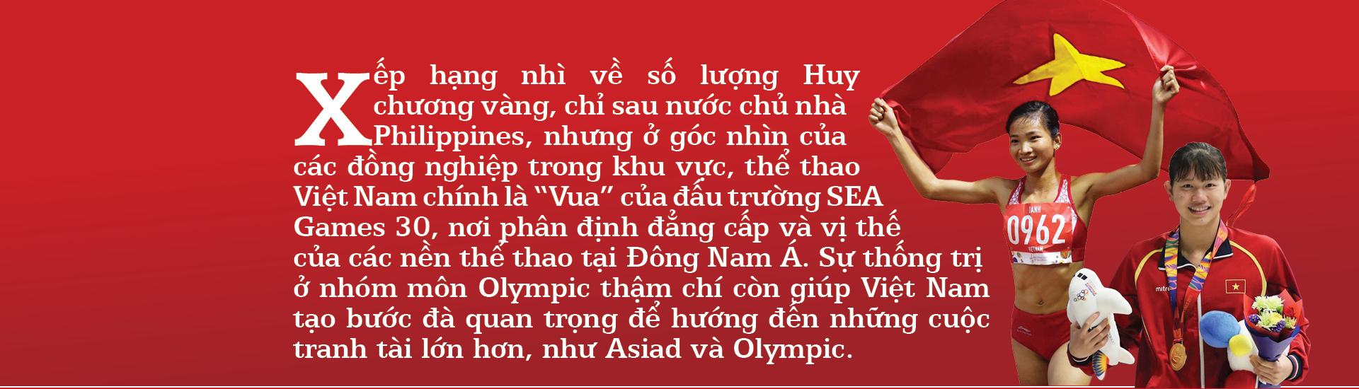 Thể thao Việt Nam - Kiêu hãnh đi về tương lai ảnh 1