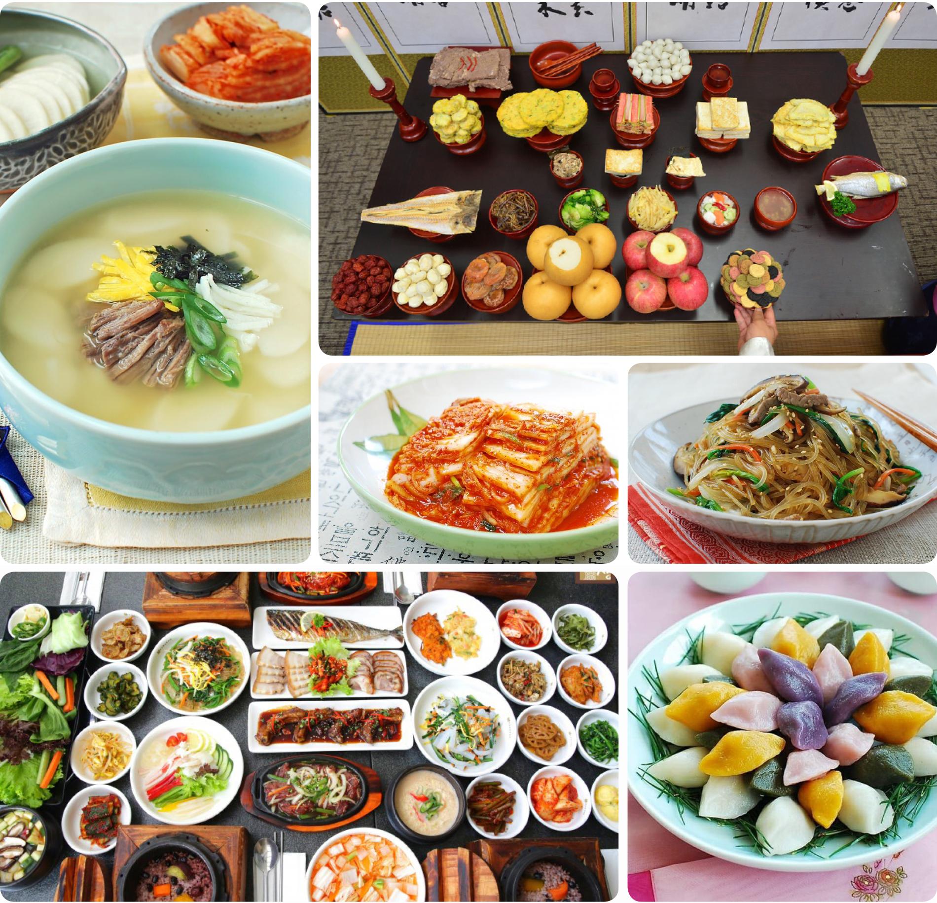 Những món ăn ngày tết cổ truyền của các nước ảnh 7