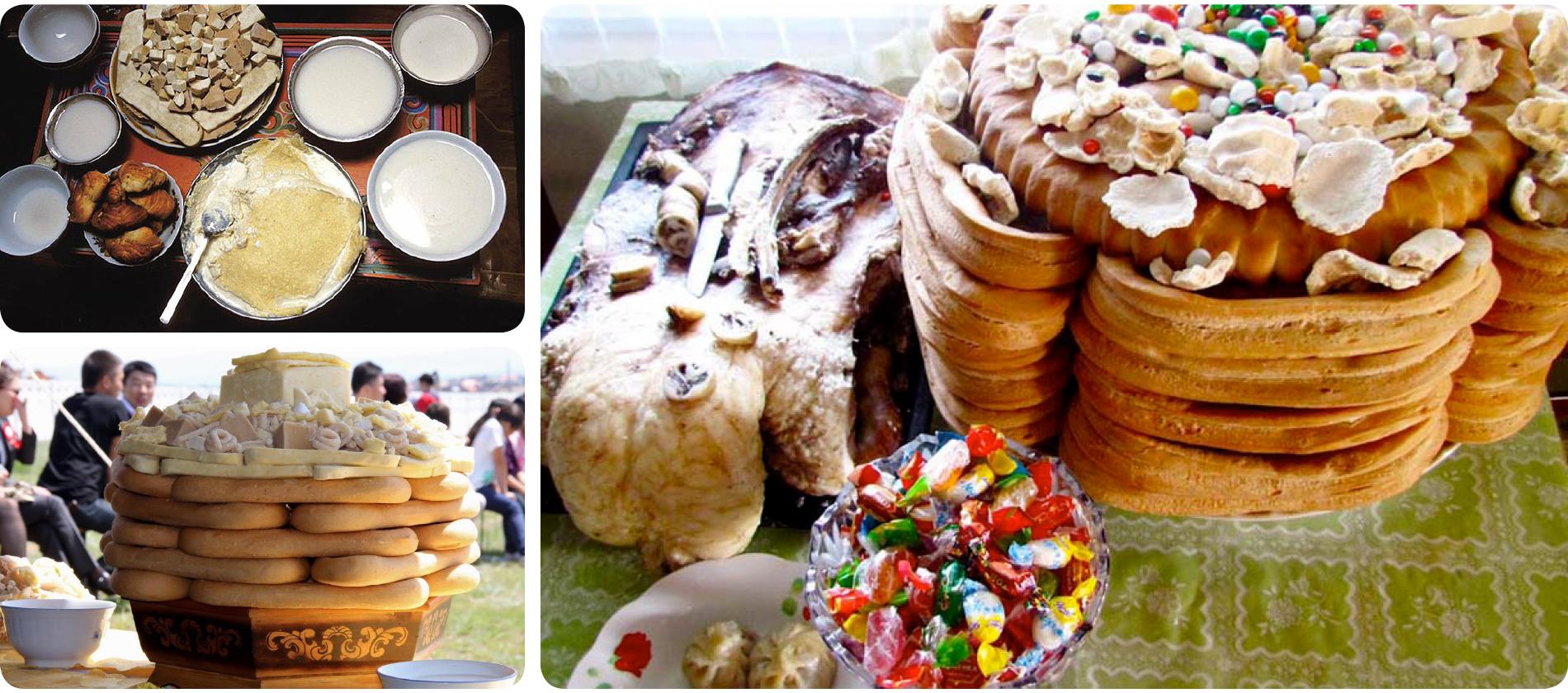 Những món ăn ngày tết cổ truyền của các nước ảnh 15