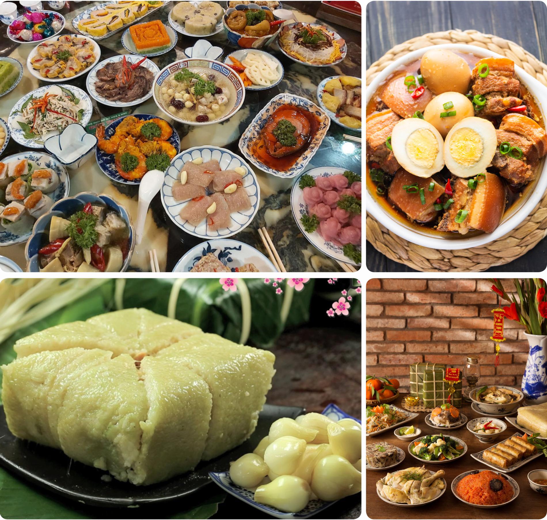 Những món ăn ngày tết cổ truyền của các nước ảnh 3