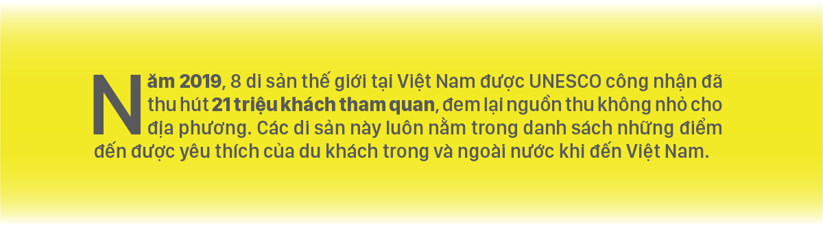 8 di sản thế giới tại Việt Nam hút khách du lịch ảnh 1