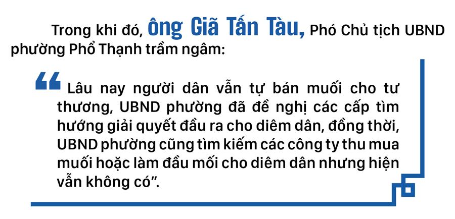 Lao đao nghề làm muối ở Sa Huỳnh, Quảng Ngãi ảnh 15