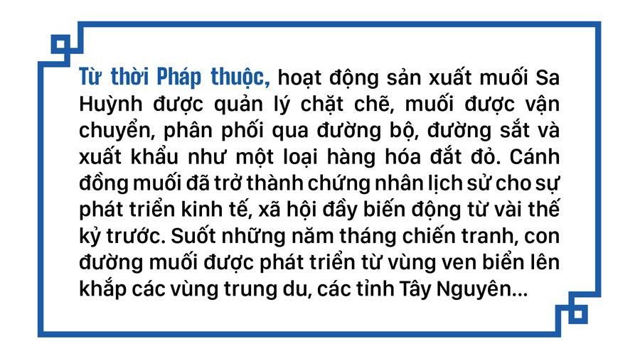 Lao đao nghề làm muối ở Sa Huỳnh, Quảng Ngãi ảnh 17